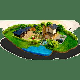 Ландшафтный дизайн - Студия Фитодизайна
