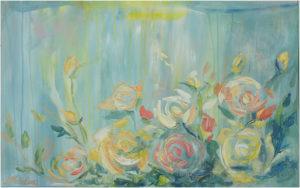 Картина Нежное цветение 05 300x188