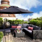 Озеленение крыши, террасы rooftop terrace 150x150