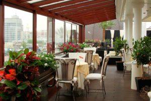 Озеленение ресторана, офиса phytodesign cafe 01 916x611 300x200